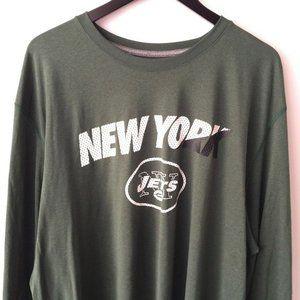 Nike New York Jets Shirt Football Equipment 4XL